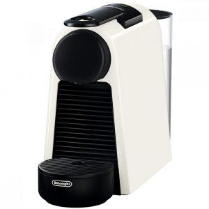 Белая капсульная кофеварка Неспрессо Delonghi EN85.W