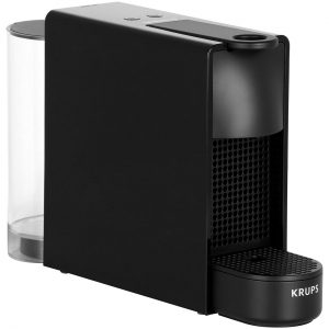 Черная Krups XN110810 Nespresso Essenza Mini