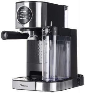 Рожковая кофеварка с капучинатором Travola CM5009-GS