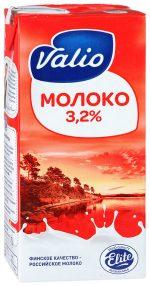 Valio питьевое UHT 3,2%