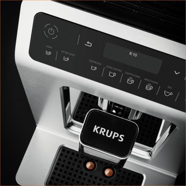 Панель управления кофемашин Крупс EA82xx