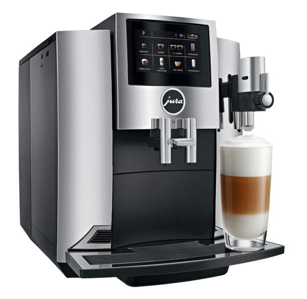 Кофемашина JURA S8 Chrome (артикул 15187)