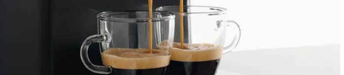 Объем эспрессо на кофеварке Витек