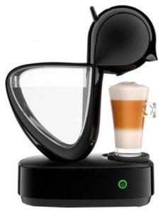 Капсульная кофеварка Krups KP 170810: вид сбоку