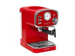Рожковая кофеварка Oursson EM1505 RD
