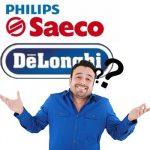Какую кофемашину лучше выбрать: от Philips Saeco или Delonghi?