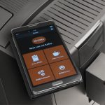 Мобильное приложение для кофемашин Нивона