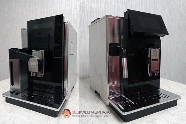 Кофемашина Delonghi Maestosa