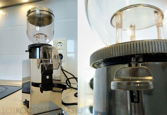 Кофемолка Nemox Coffee Grinder Lux Plus