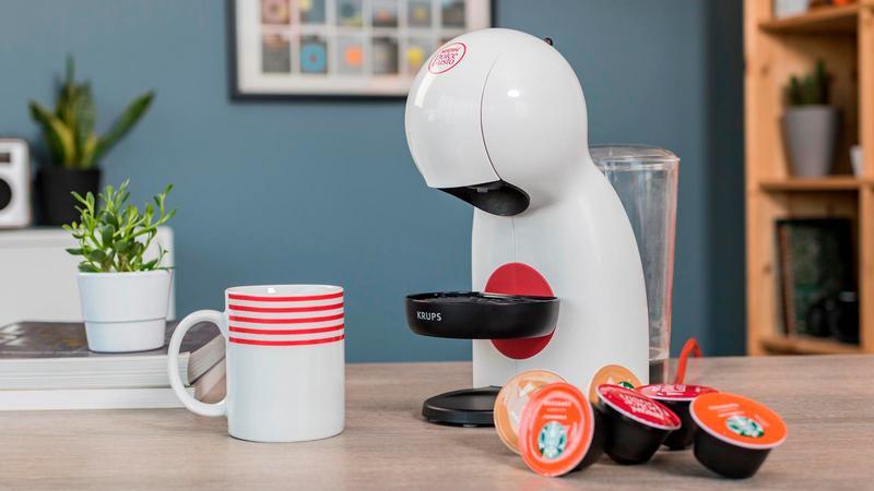 Капсульная кофеварка Krups piccolo XS
