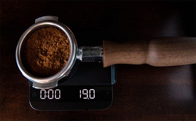 Современный стандарт - 18 грамм кофе и даже больше
