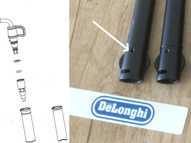 Чистка и разборка ручного капучинатора панарелло на примере Delonghi