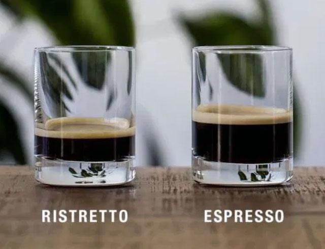 Кофе Ристретто и его отличия от эспрессо.