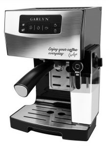 "Кофеварка Garlyn L70 - еще один полный клон ""Вити"""
