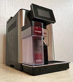 Автоматическая кофемашина De'Longhi ECAM 610.74.MB
