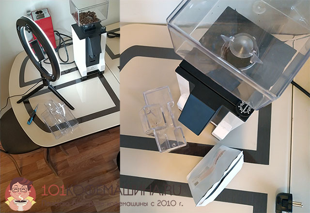 Тест кофемолок Eureka Mignon первого поколения (MCI) и третьго (Crono)