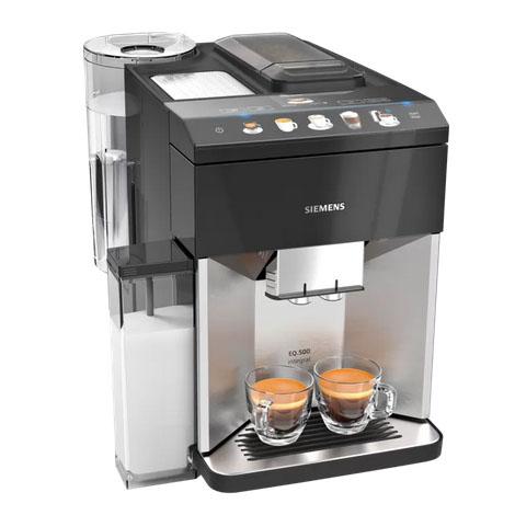 Топовая модель в линйеке EQ500 - кофемашина Siemens TQ507RX3
