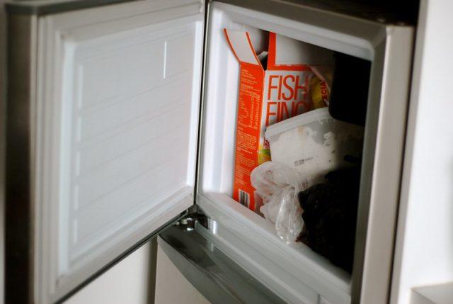 Хранение кофе в морозилке
