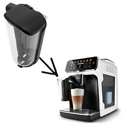 Молочная система Philips LatteGo - редкий пример, когда автоматическая кофемашина может готовить раф кофе
