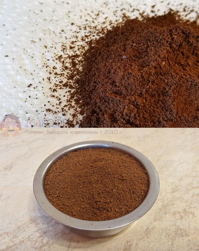 Эспрессо-помол на ручной кофемолке Timemore ChestnutX