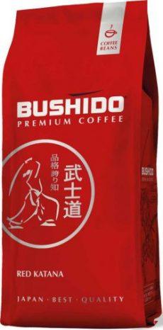 Bushido Red Katana / Бушидо Ред Катана (в зернах, 1 кг)