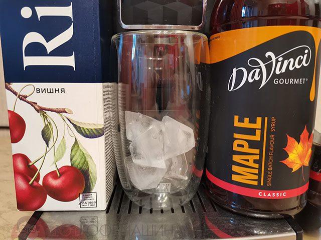 Альтернативныйрецепт бамбл кофе: на вишневом соке и/или кленовом сиропе